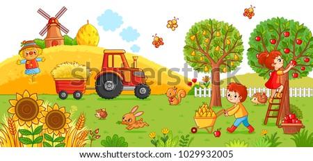 vector illustration on a