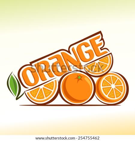 juice label logo free vector   4vector orange juice logo design orange juice brands logos