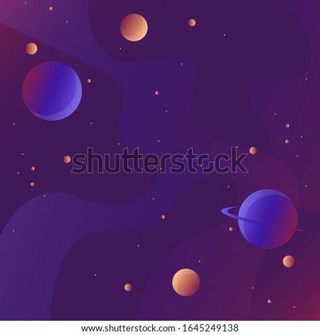 vector illustration on the