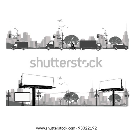 vector illustrationoutdoor