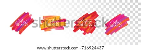 vector illustration paint