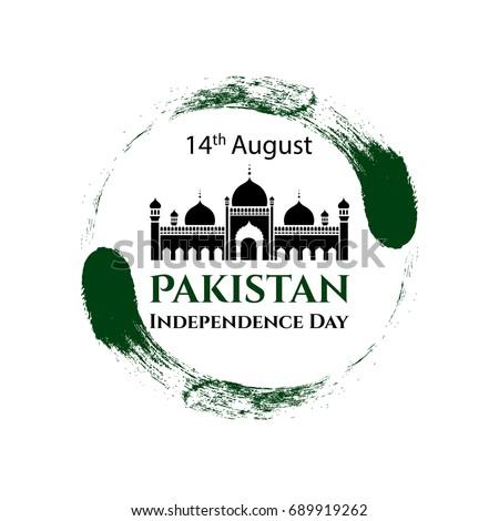 Free pakistan flag badge vectors download free vector art stock vector illustration pakistan independence day flag in trendy vintage style pakistan 14 august design stopboris Choice Image