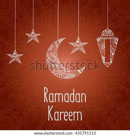 vector illustration ramadan