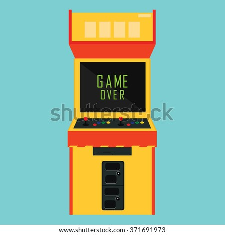 vector illustration retro