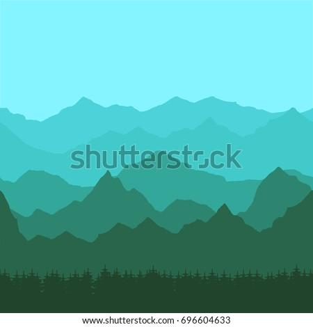 vector illustration seamless