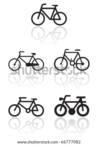 vector illustration set of