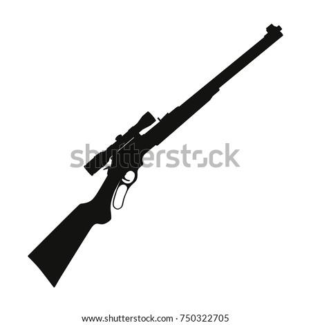 vector illustration sniper