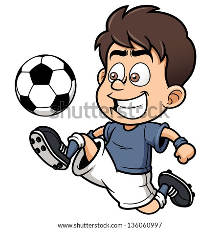 soccer cartoons stock images photos website automatic