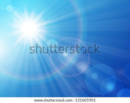 stock-vector-vector-illustration-sun-in-the-blue-sky