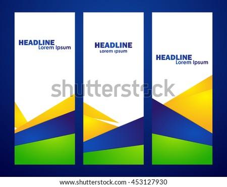 Vertical Banner Layouts - Download Free Vector Art, Stock Graphics ...