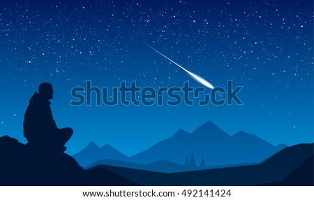 vector illustration  traveler