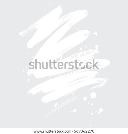 vector illustration  white