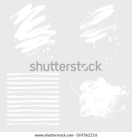 vector illustration  white