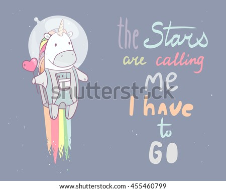 vector illustration with space