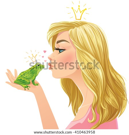 vector illustration young
