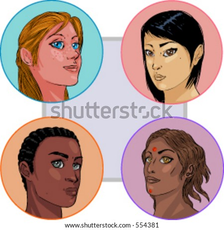 vector illustrations of
