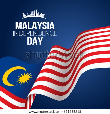 vector ilustration of malaysia