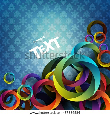 Vector image - stock vector