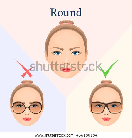 vector image for round type