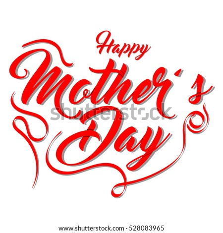 vector image happy mother\'s day
