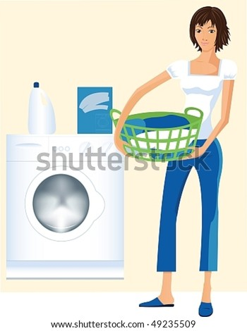 how to wash clothes in washing machine