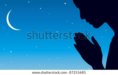 Praying Hands Graphics - Download Free Vector Art, Stock Graphics ...