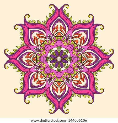indian lotus flower drawing  klejonka, Beautiful flower