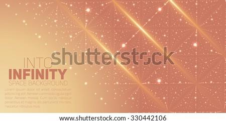 vector infinite space