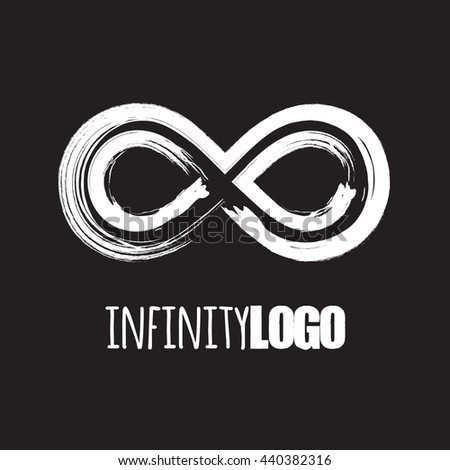 vector infinity symbol made