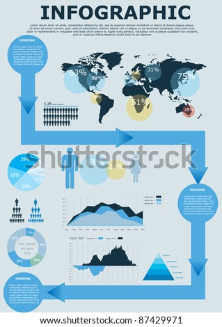 vector infographic illustration eps 10