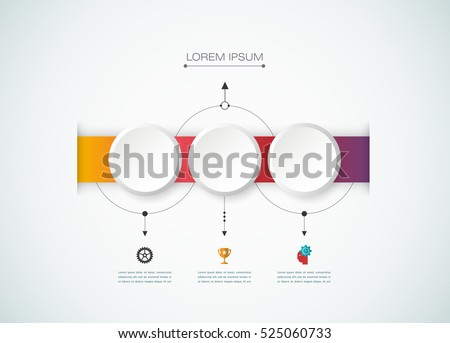 vector infographics design