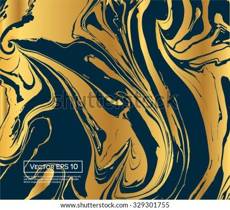 stock vector vector ink texture watercolor hand drawn marbling illustration abstract background aqua print 329301755 - Каталог — Фотообои «Текстуры»