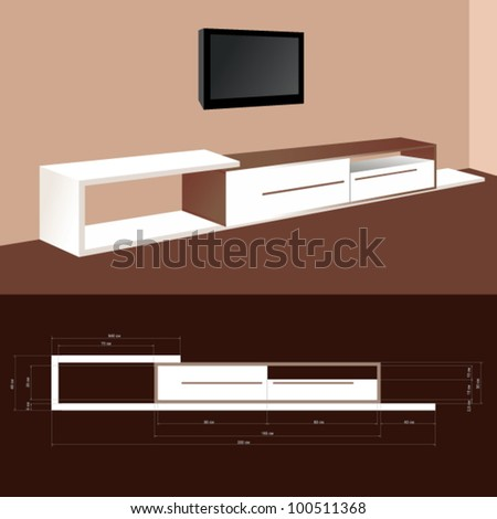 Interior Design Furniture Dimensions