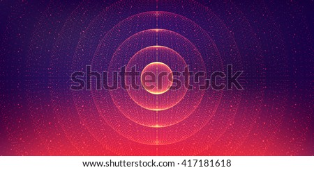 vector interstellar space