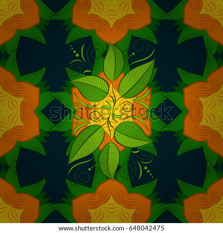 vector islamic template for