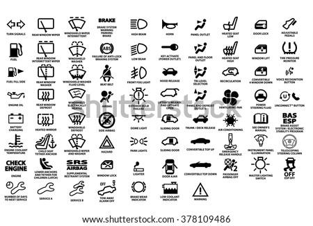 free car dashboard vector symbols download free vector art stock rh vecteezy com car dashboard symbols and meanings pdf car dashboard symbols hyundai