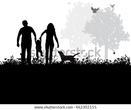 vector  isolated  family with