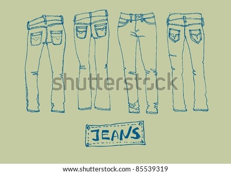Vector Jeans