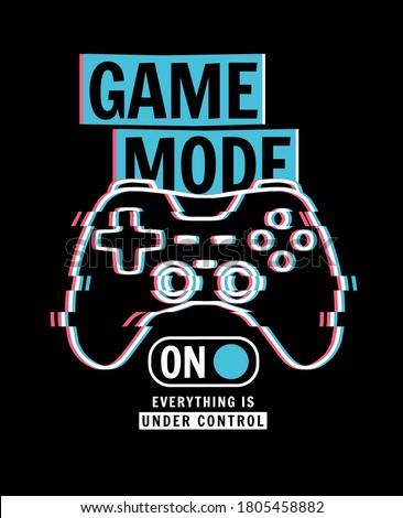 vector joysticks gamepad