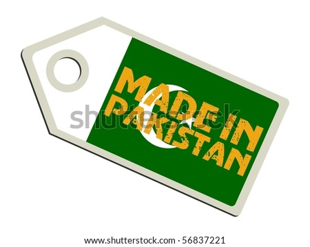 Confused what to buy-GLi or Axio? - stock vector vector label made in pakistan 56837221