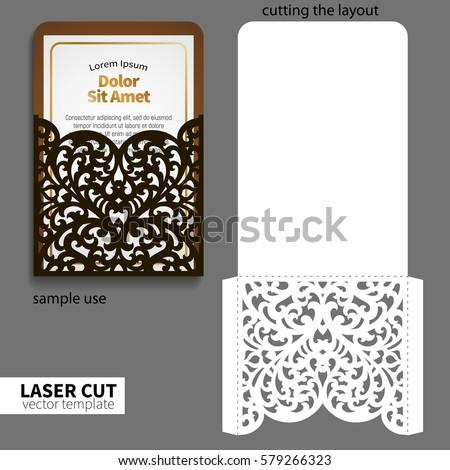Shutterstock Vector laser cutting.