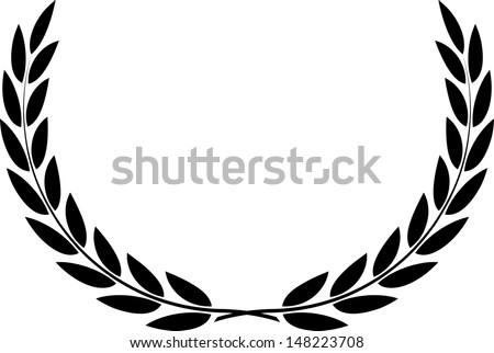 Vector Laurel Wreath 148223708 Shutterstock