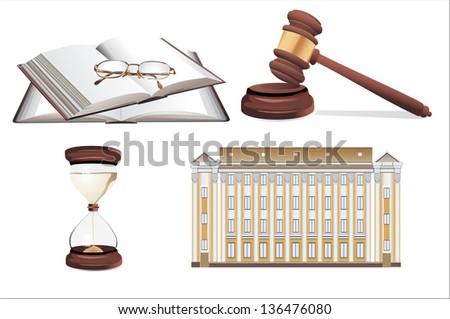 Vector law set.