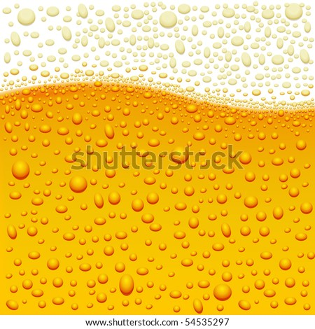vector light beer texture
