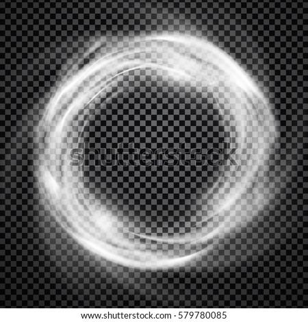 vector light effect on