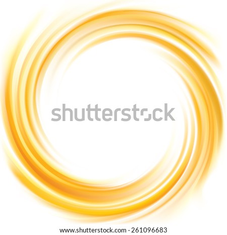 vector light ocher whirl ripple