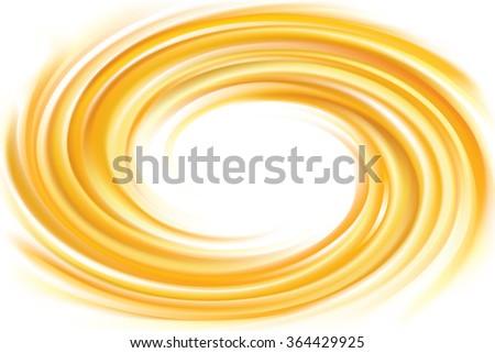 vector light ocher whirl ripple