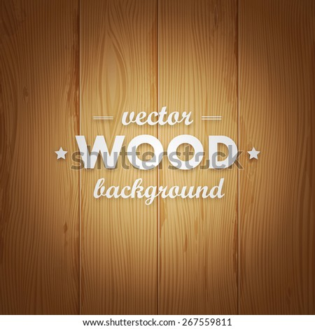 vector light wood texture with