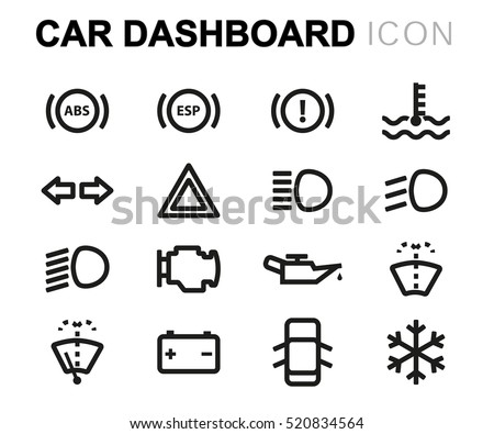 Automotive Indicator Lights