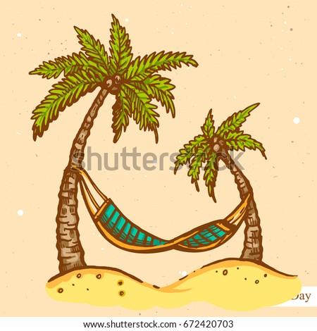 vector linear illustration of